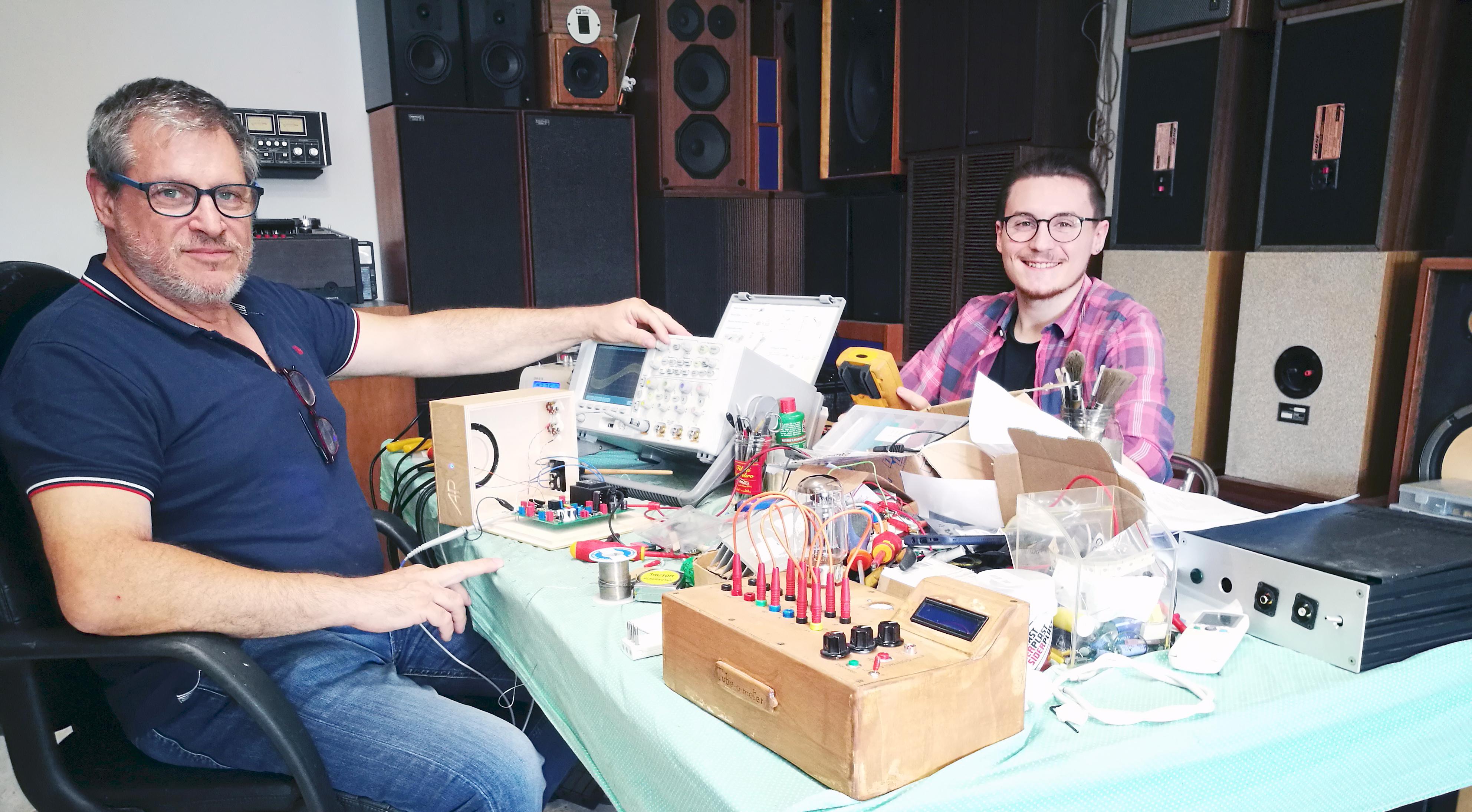 Alberto e Andrea Pepe