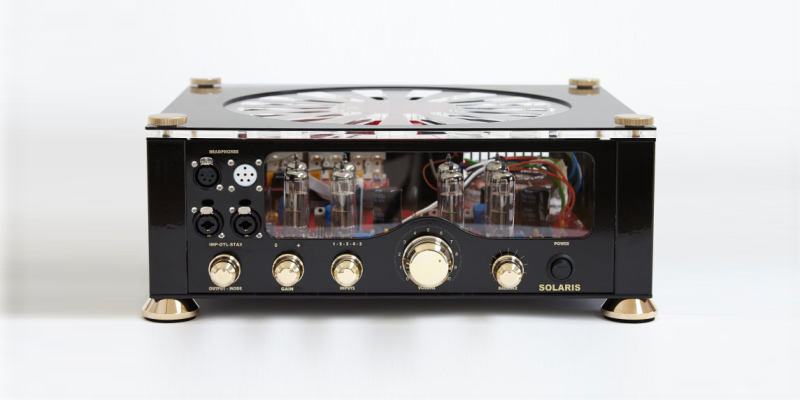 AudioValve Solaris