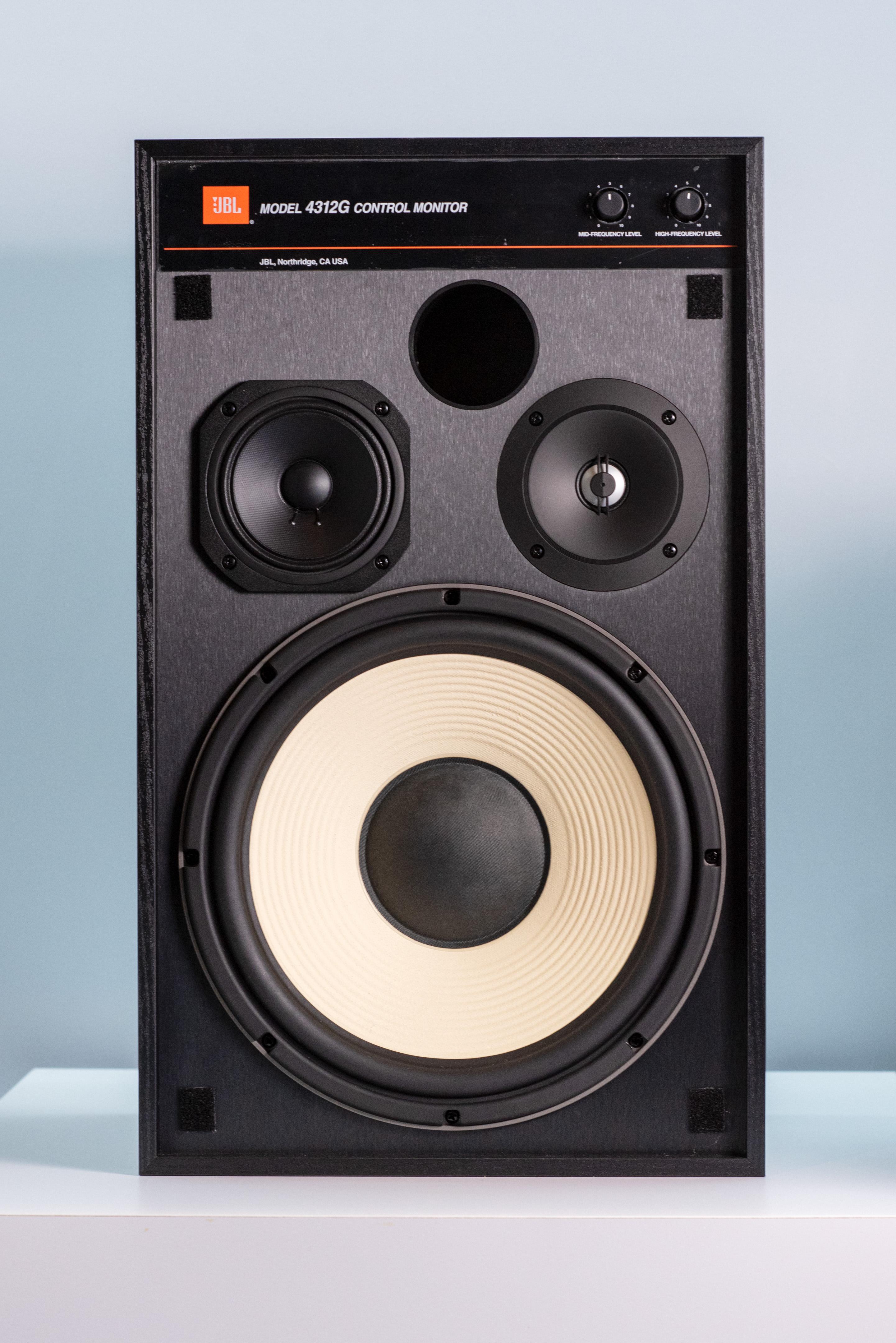 JBL 4312G Studio Monitor