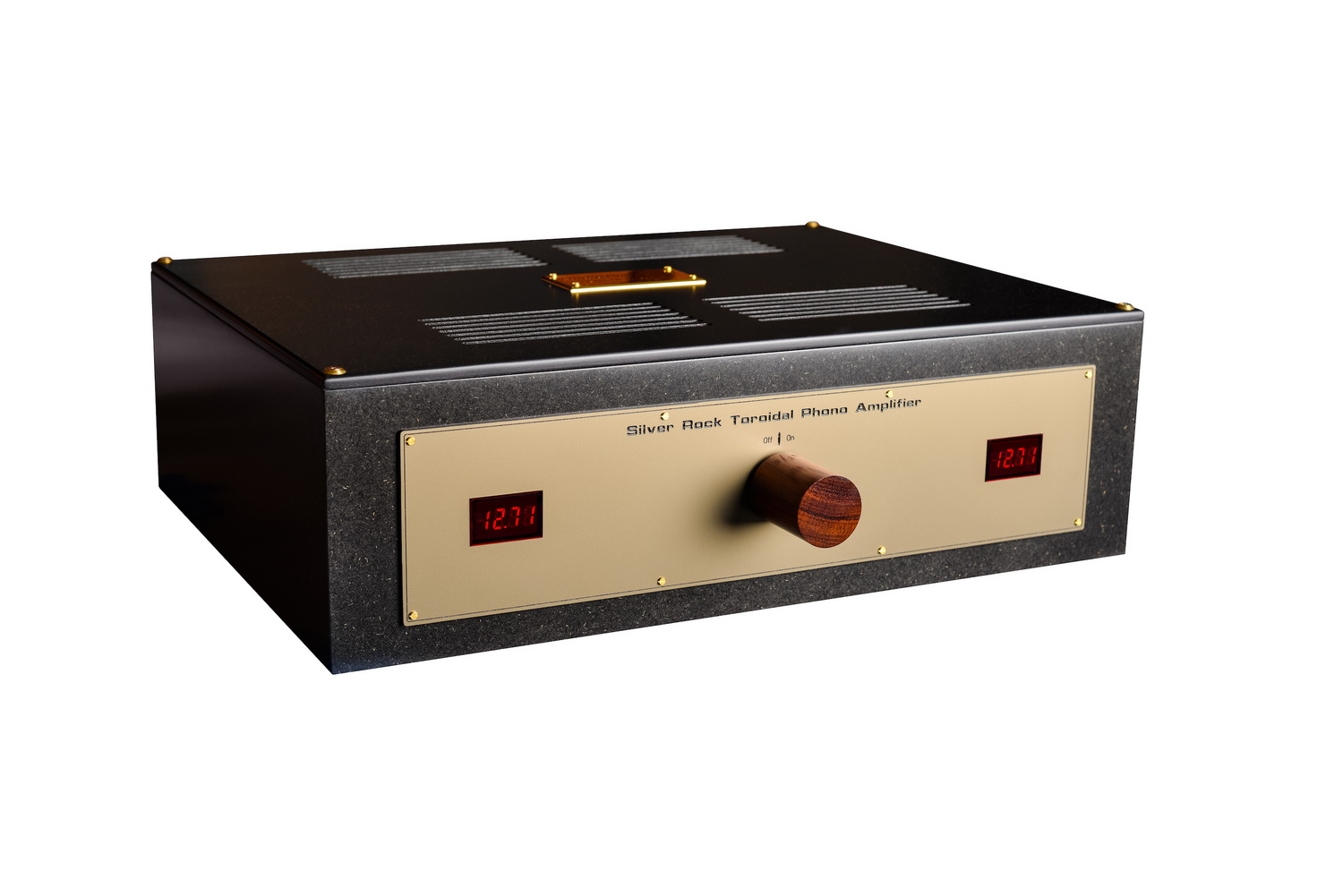 Audio Consulting Silver Rock Toroidal Phono Amplifier