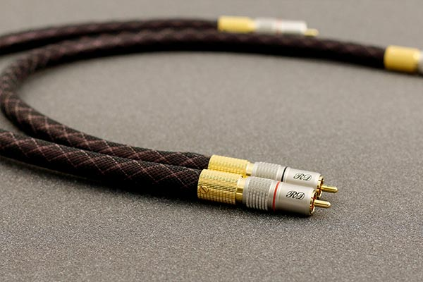 RDacoustic OCC silver RCA cable