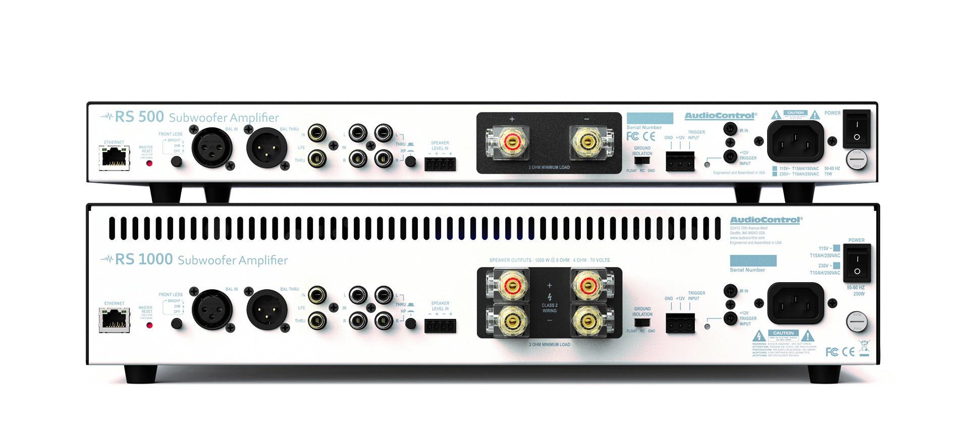 AudioControl RS