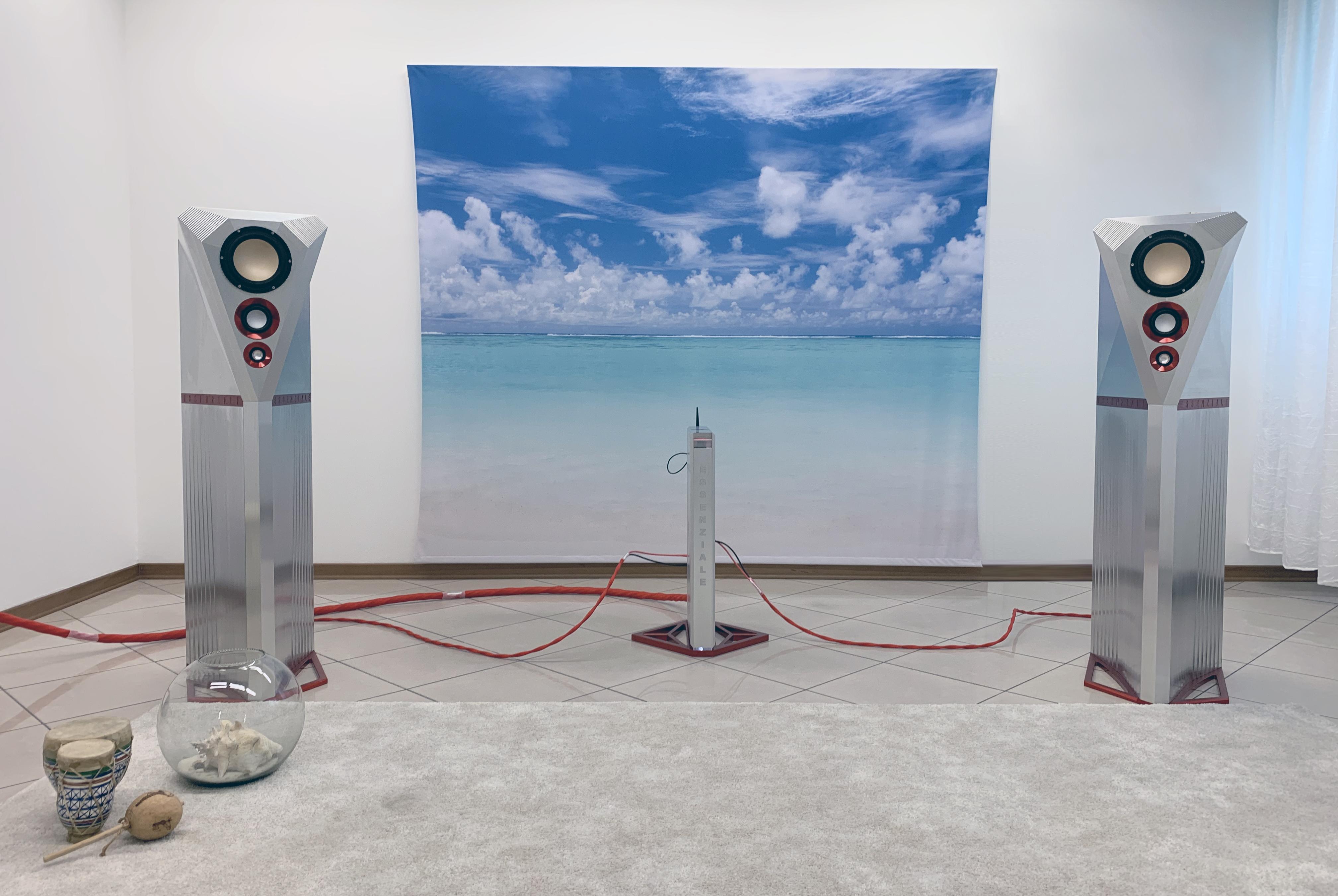 Showroom Omega Audio Concepts