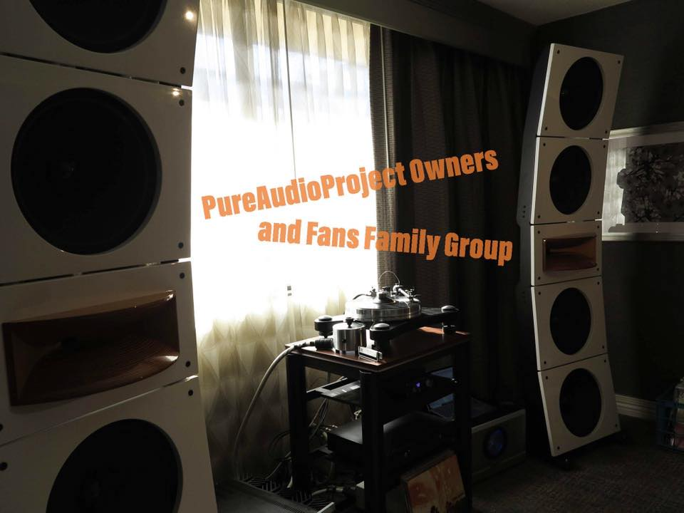 PureAudioProject Owners and Fans Family