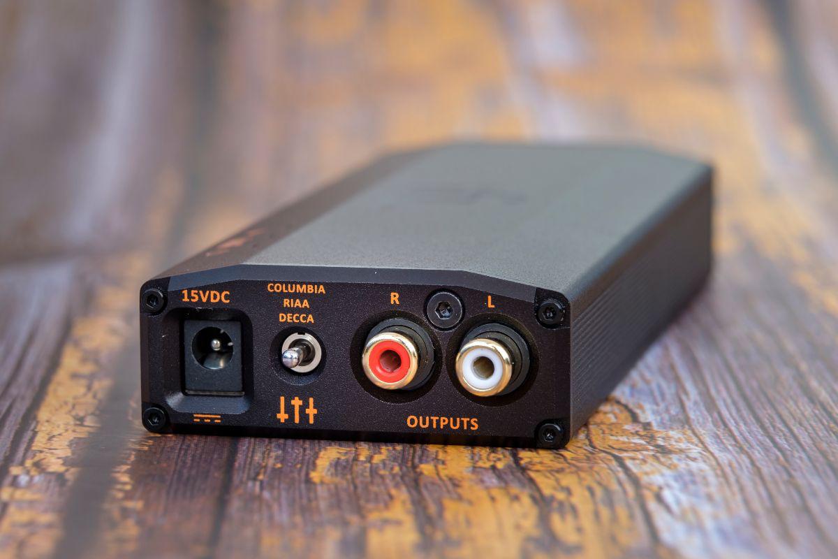 iFi Audio Phono3 Black Label
