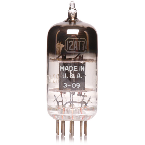 12AT7 RCA Black Plate