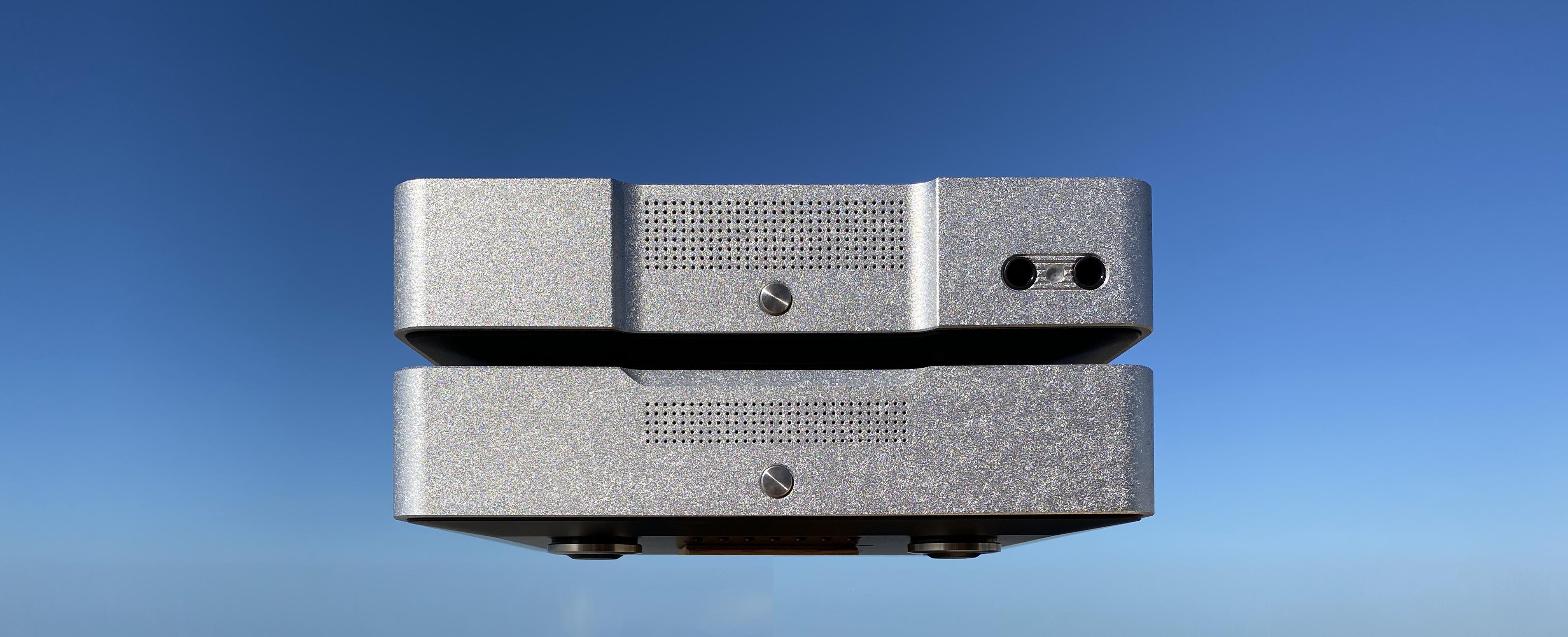 DiDiT DAC212SEII in alto e DiDiT AMP212 in basso