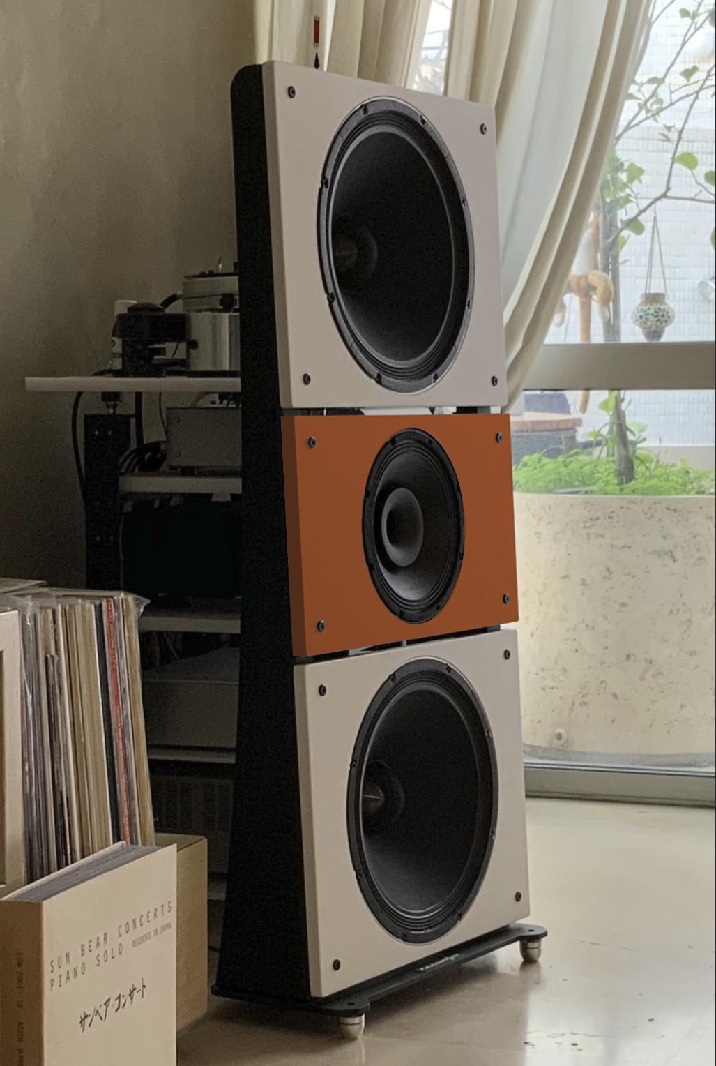 """PureAudioProject Trio15 Coax10"""""""