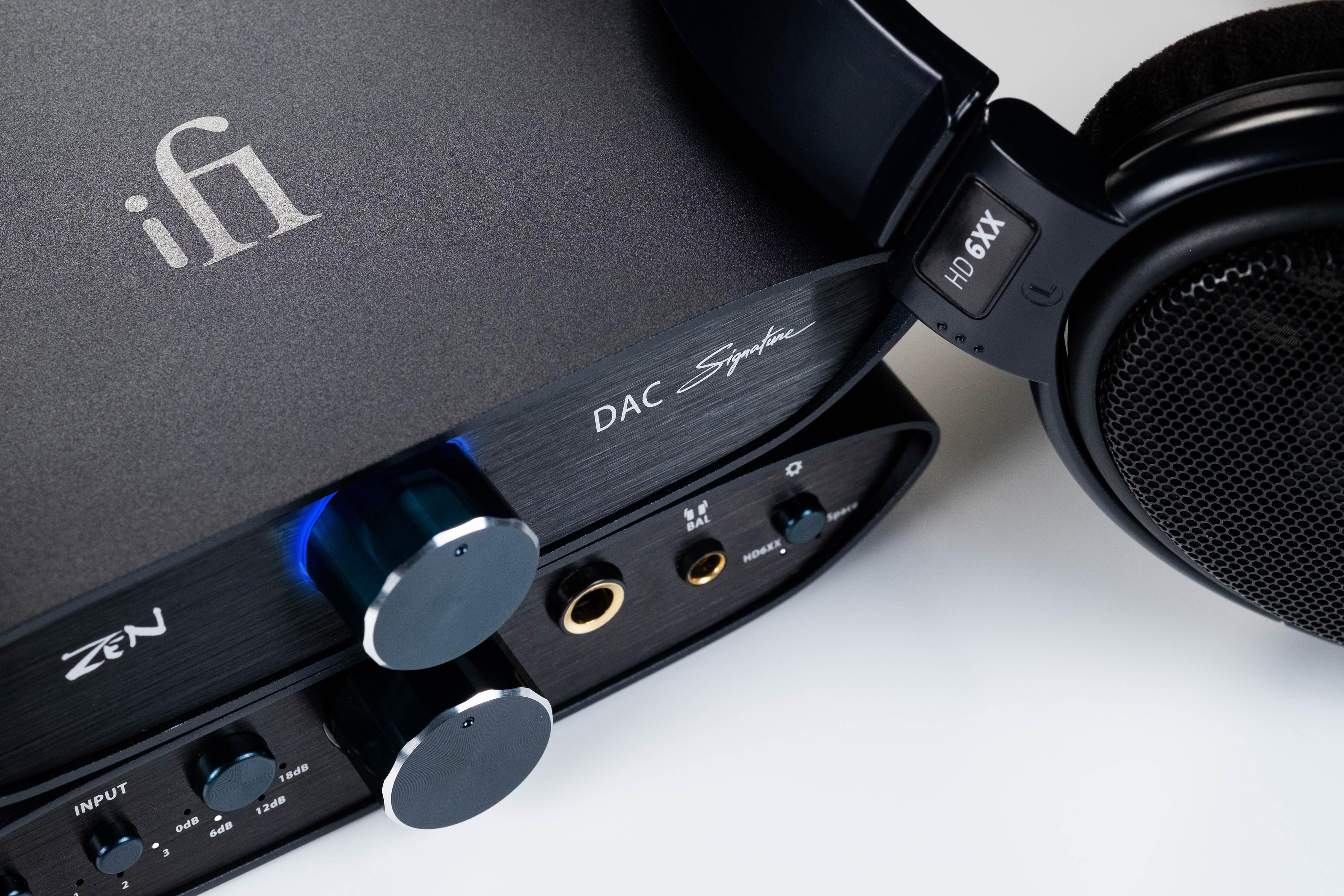 iFi Audio ZEN DAC + CAN Signature
