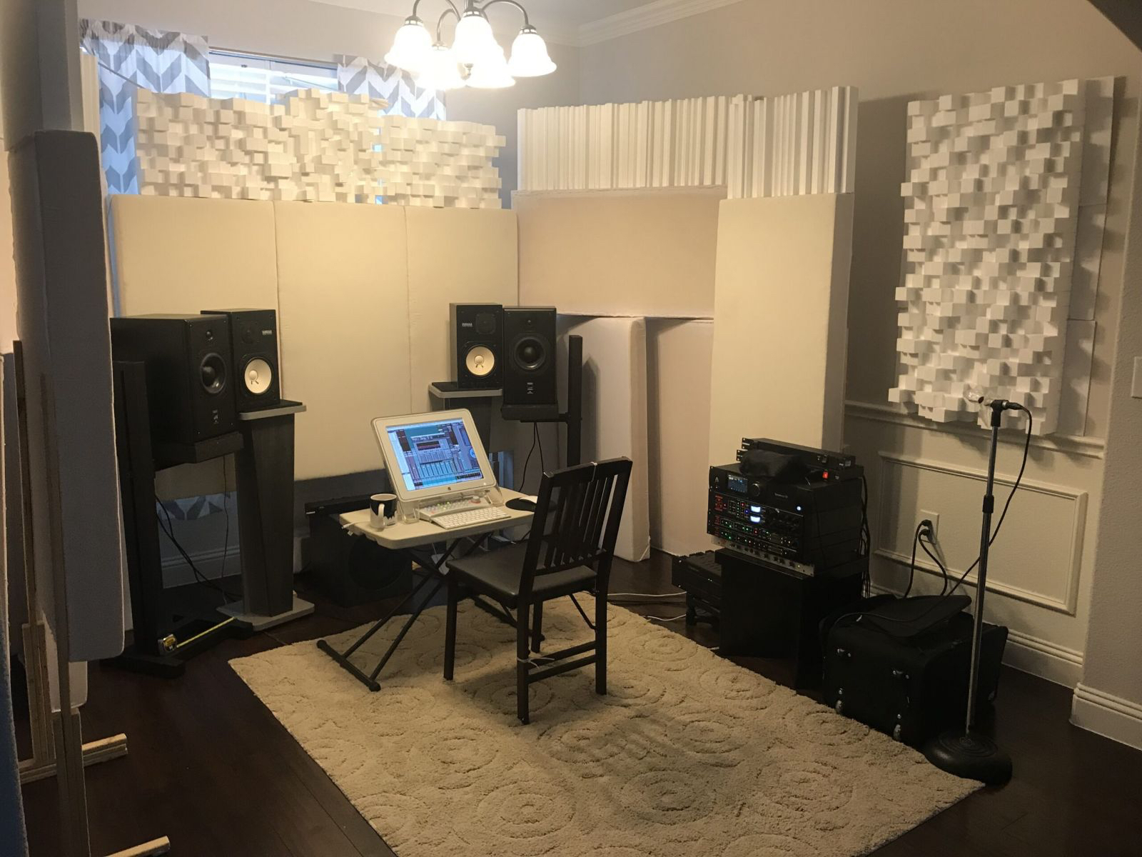 Facing the transition to home-based mixing and mastering