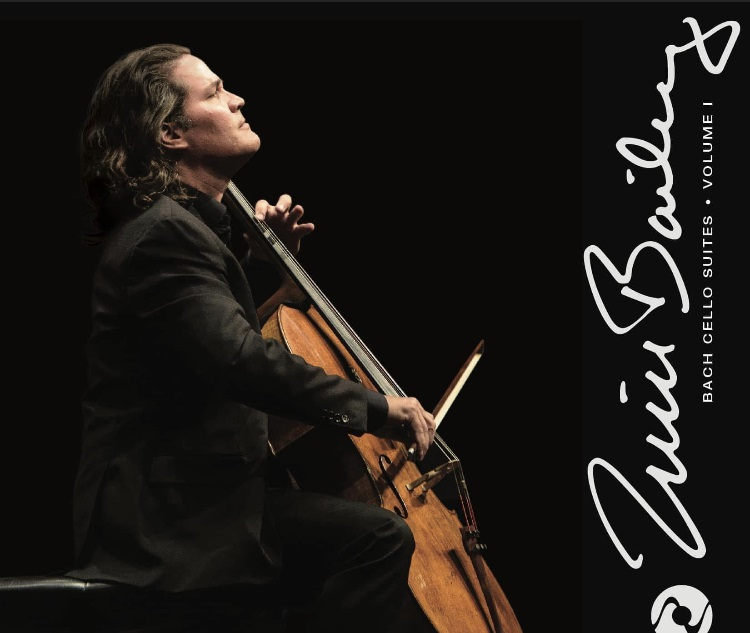 Bach Cello suites by Zuill Baile