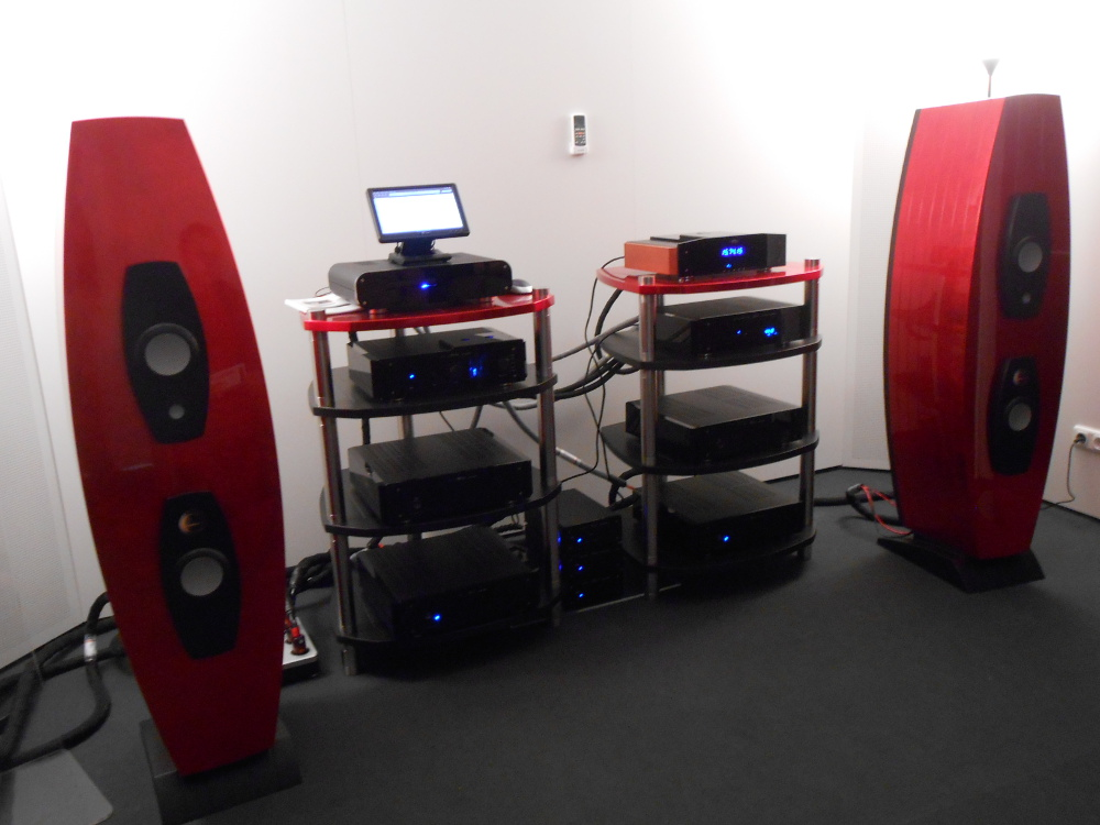 Emmespeakers Galileo and Lector