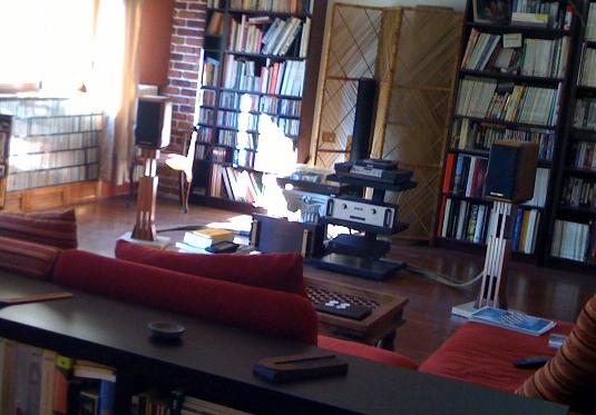 La mia sala d'ascolto
