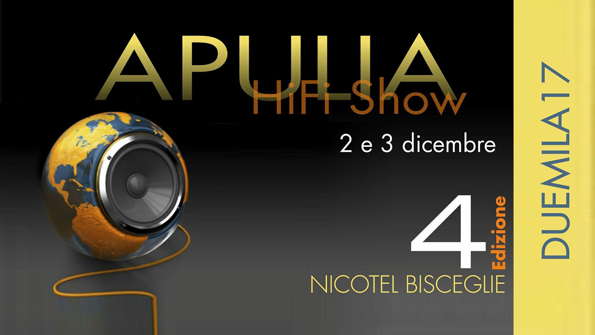 Apulia HiFi Show 2017