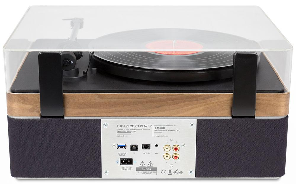 Plus Audio The+Record Player