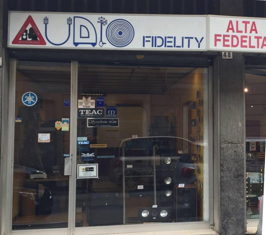 Vetrina Audio Fidelity