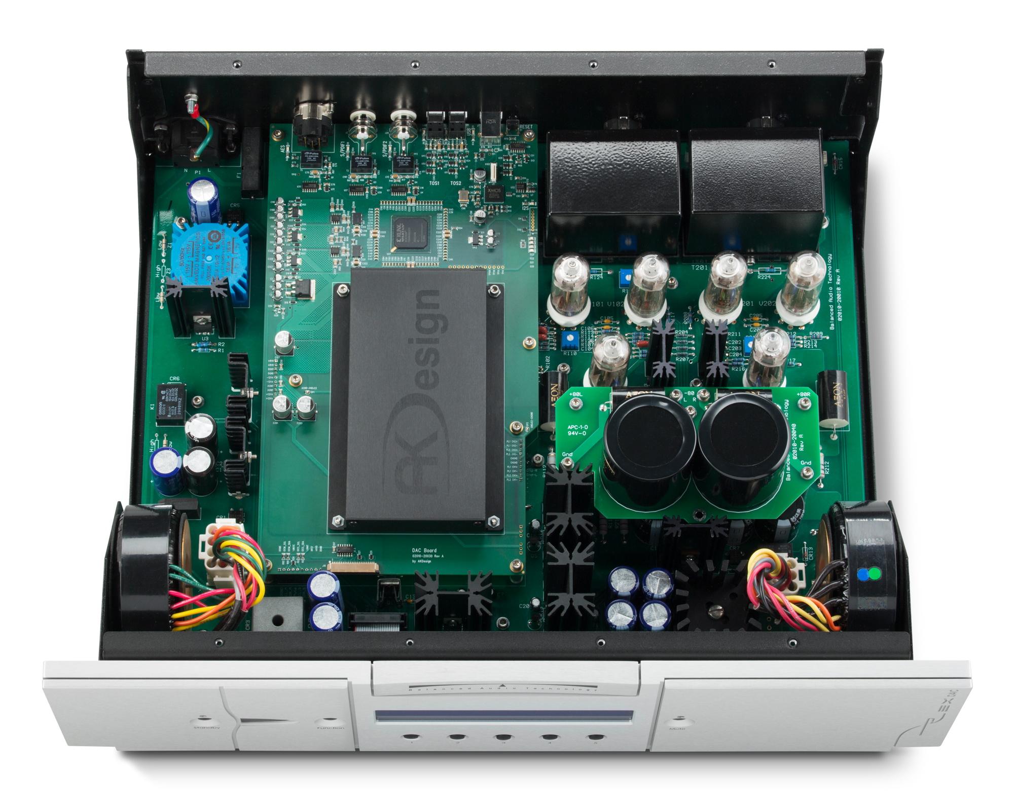 Balanced Audio Technology REX DAC
