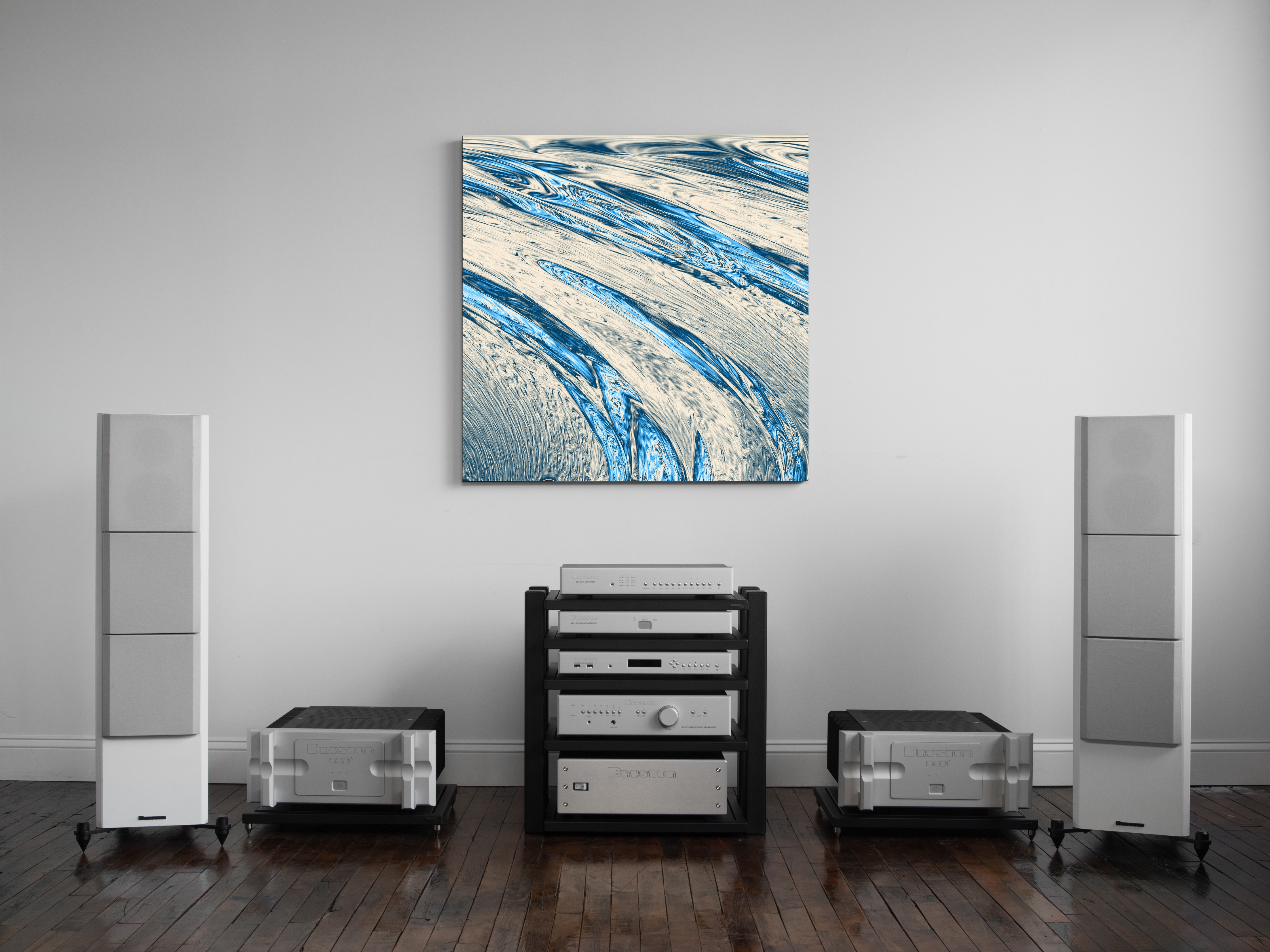 Bryston Active Loudspeaker Systems