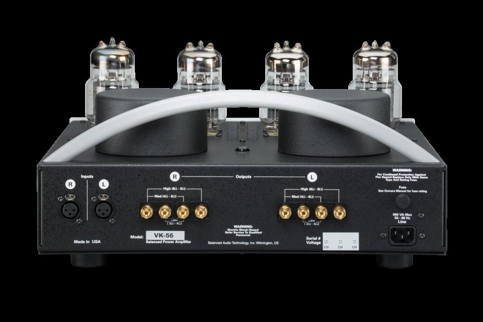 Balanced Audio Technology VK 56