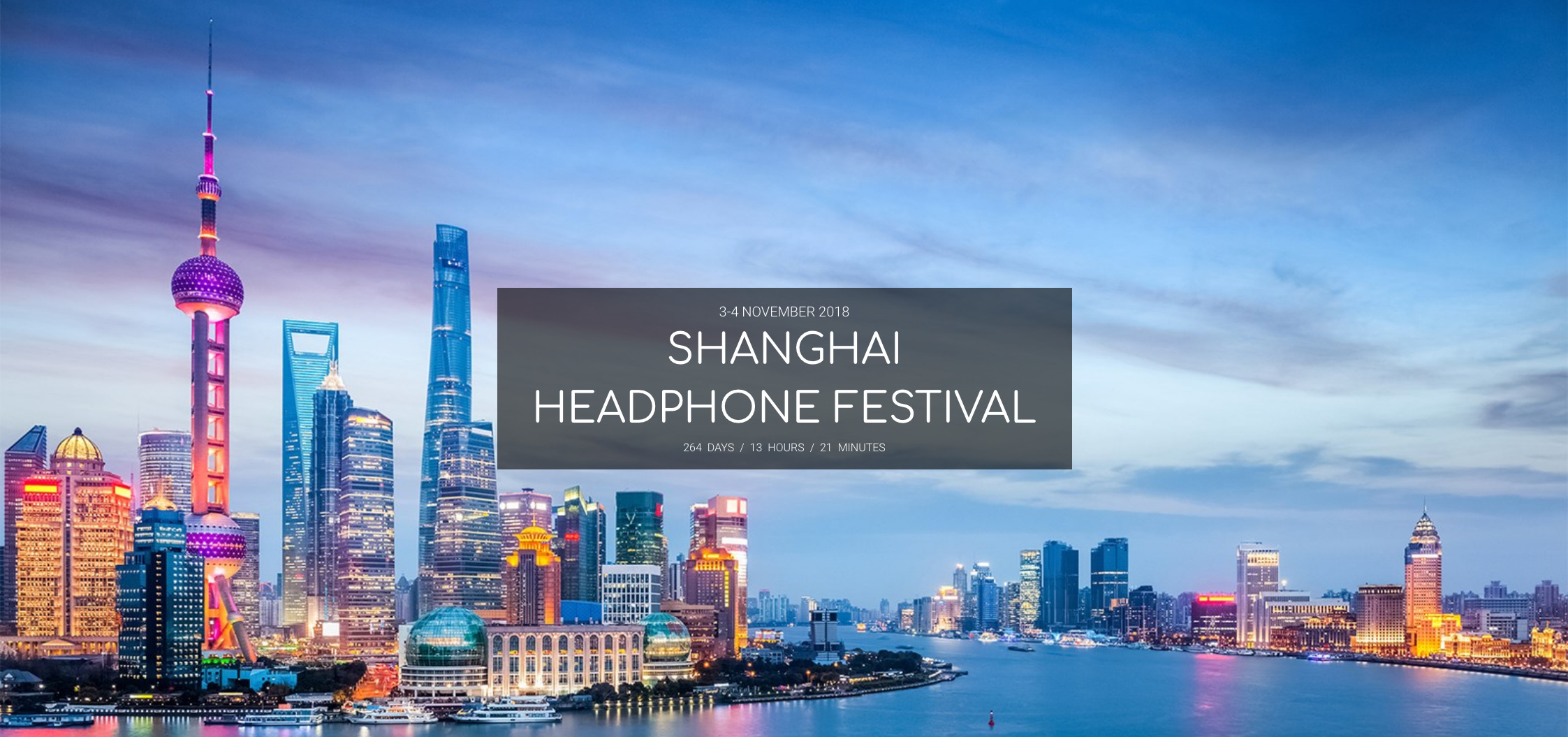 Shanghai Headphone Festival