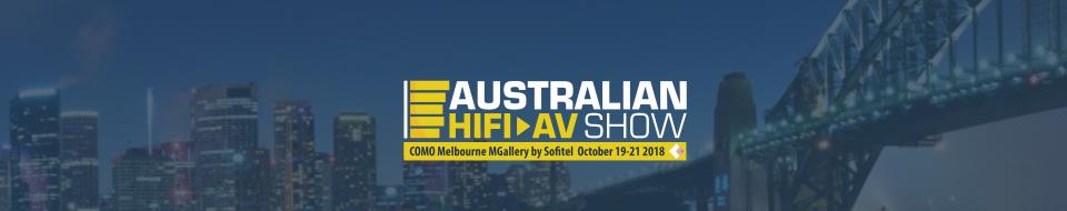 Australian HiFi>AV Show