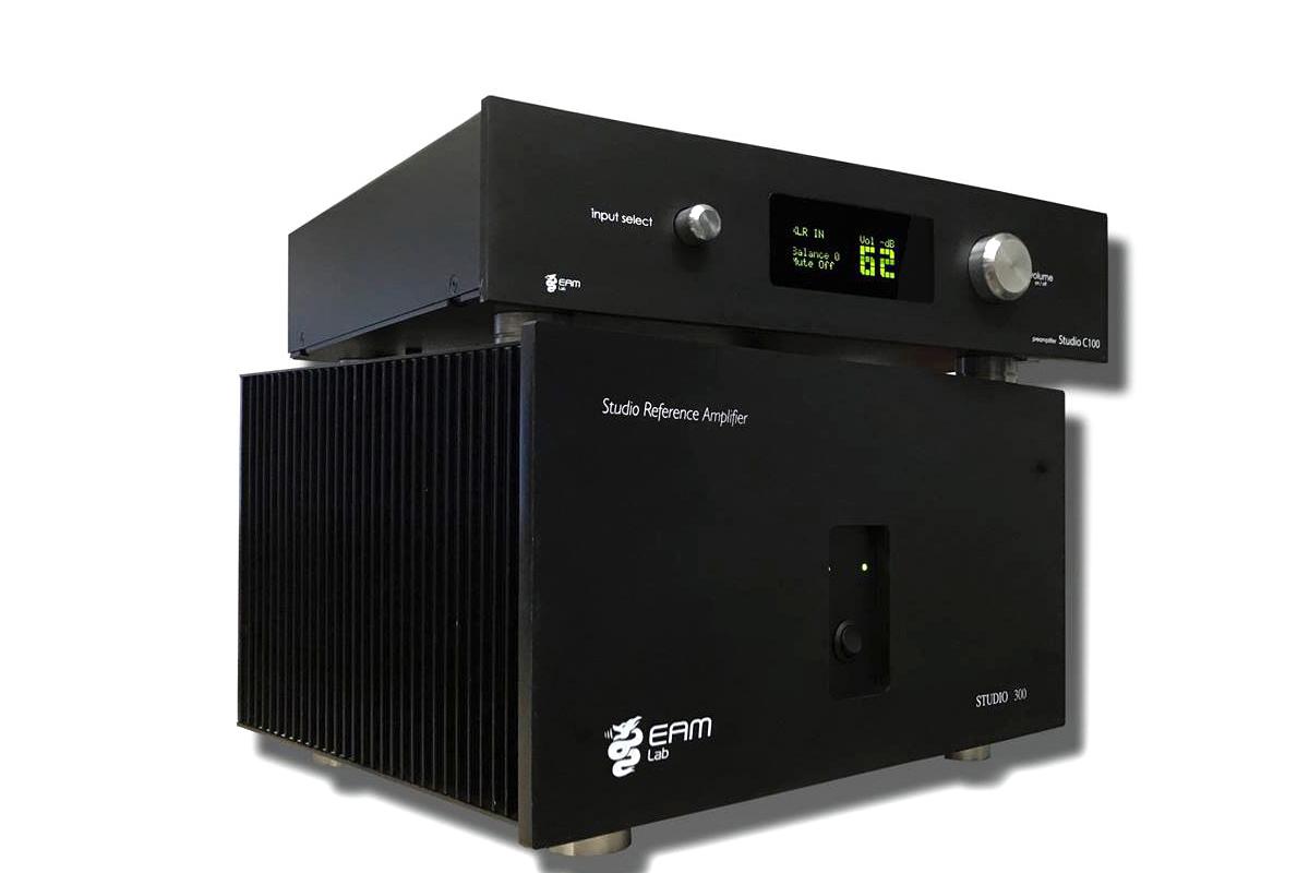 EAM Lab Studio300 + Studio C100