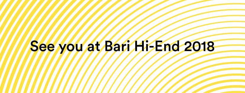27° Bari Hi-End