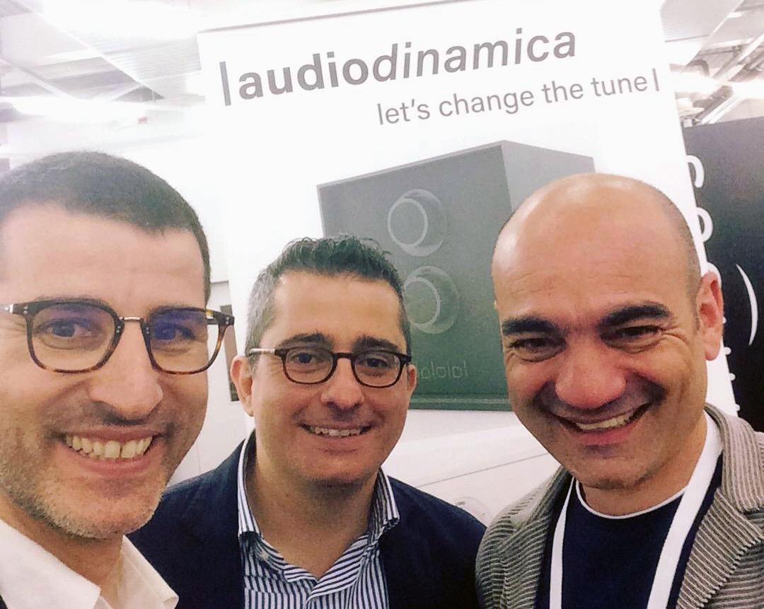 Angelo Zilio, Francesco Matera, Gianluca Sperti