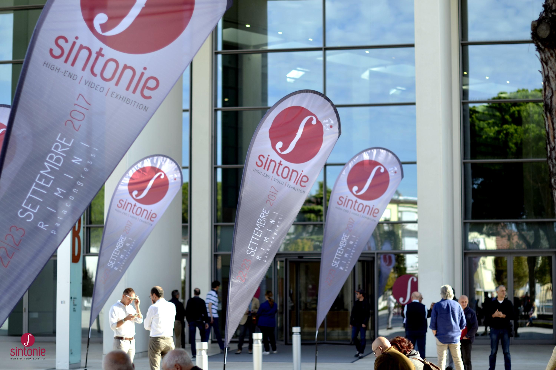 Immagini passate edizioni Sintonie High-End Video Exhibition
