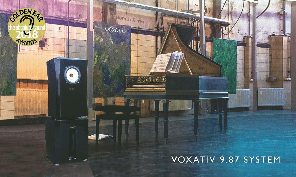 Voxativ 9.87 System