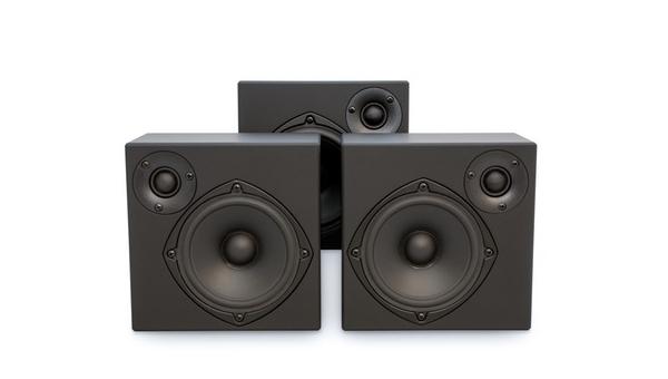 Credo Audio cinema speakers