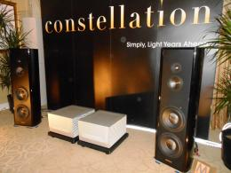 International CES 2014 | Constellation amplificatore Centaur Mono