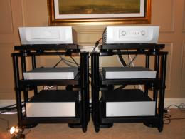 International CES 2014 | Constellation Line stage Virgo II, DAC Cygnus