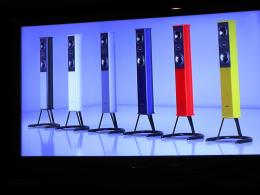 International CES 2014 | Diffusori Usher