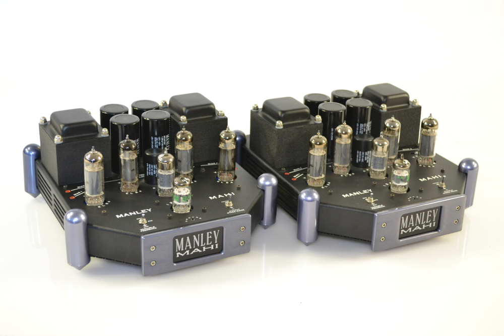 Manley Mahi Mono Power Amps