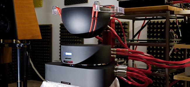 Omega Audio Concepts CDP The Stream