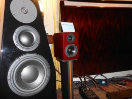 International CES 2014 | Diffusori Silverline Audio Minuet Supreme Plus