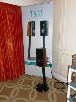 International CES 2014 | Diffusori Thiel TM3