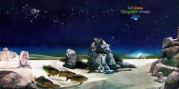 Yes, Tales From Topographic Oceans, copertina Roger Dean