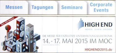 Munich High End 2015