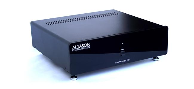 Altason R1 power amp