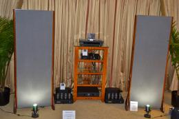 International CES 2013 | King Sound King III loudspeakers