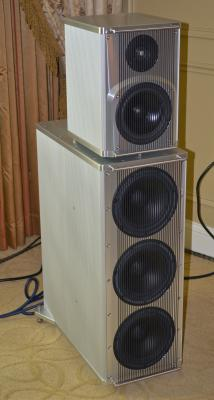 International CES 2013 | Krell Modulari Duo Reference Speaker