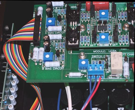 Pass Labs XA 30 5 power amp