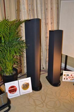 International CES 2013 | GoldenEar Technology Triton Two Tower Overview
