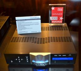 International CES 2013 | Krell Foundation Processor