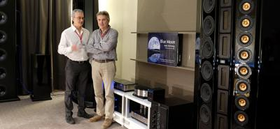 Blue Moon Audio Technology Moscow Hi-End Show 2015