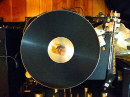 Restoration of the Era turntable model 666. Max's private collection.