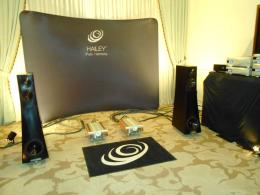 International CES 2014 | The new YG Hailey three-way speakers