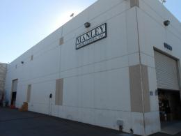 Visita di ReMusic alla Manley di Chino, California, USA